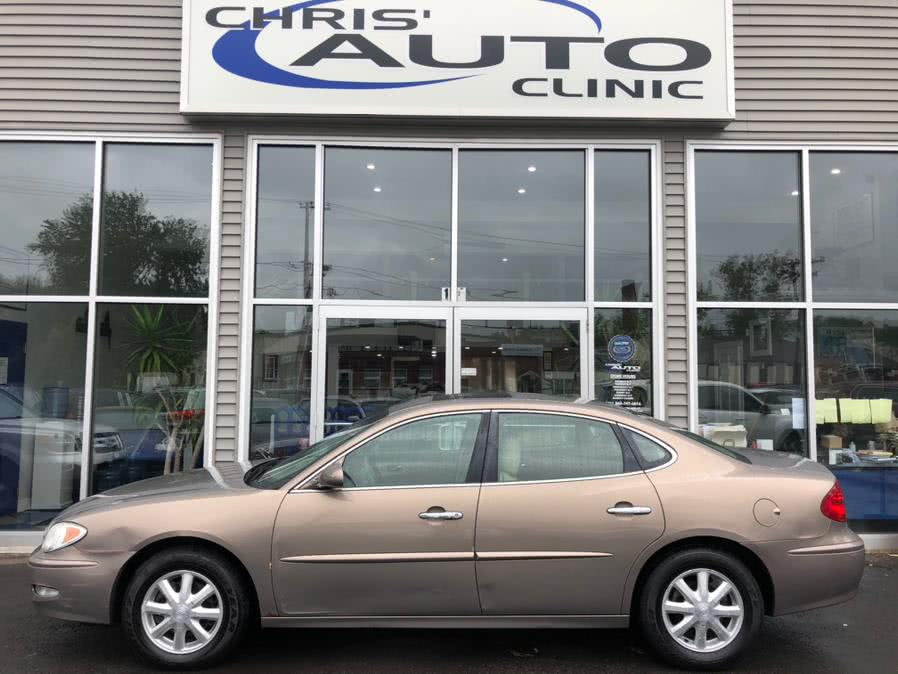 Used 2006 Buick LaCrosse in Plainville, Connecticut | Chris's Auto Clinic. Plainville, Connecticut