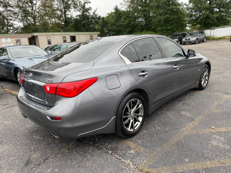 Used INFINITI Q50 3.0t Signature Edition AWD 2017 | Peak Automotive Inc.. Bayshore, New York