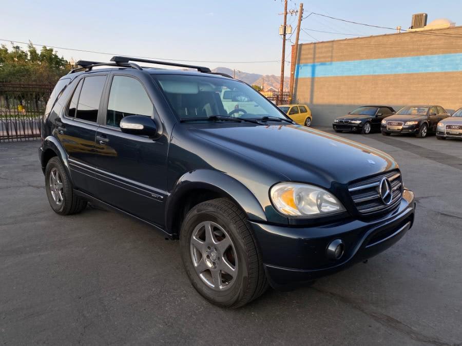 Used 2002 Mercedes-Benz M-Class in Salt Lake City, Utah | Guchon Imports. Salt Lake City, Utah