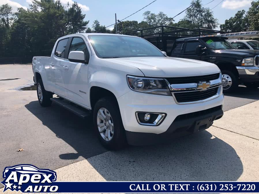 Used 2019 Chevrolet Colorado in Selden, New York | Apex Auto. Selden, New York