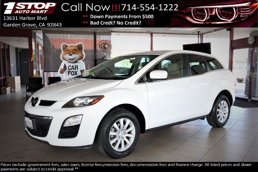 Used 2011 Mazda CX-7 in Garden Grove, California | 1 Stop Auto Mart Inc.. Garden Grove, California