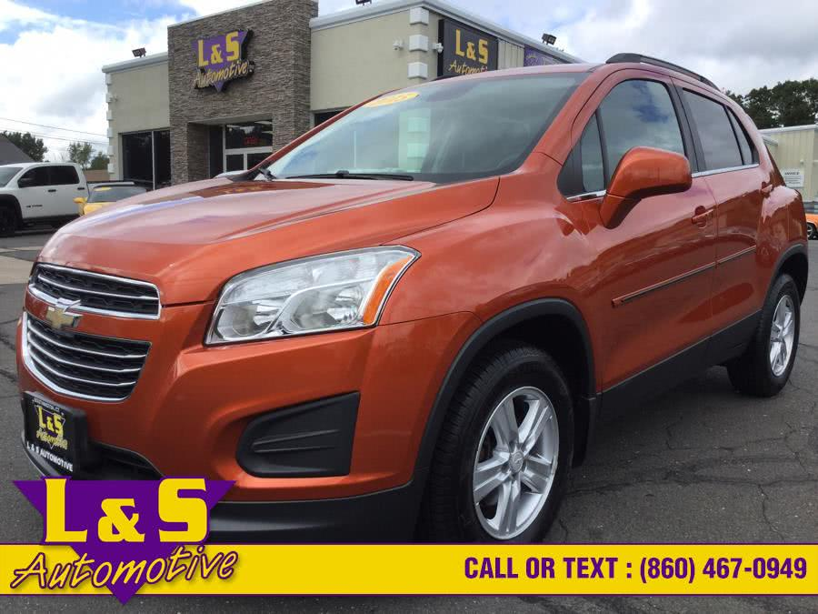 Used 2015 Chevrolet Trax in Plantsville, Connecticut | L&S Automotive LLC. Plantsville, Connecticut