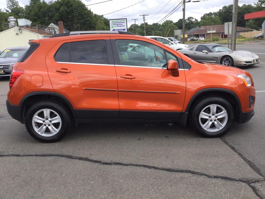 Used Chevrolet Trax AWD 4dr LT 2015 | L&S Automotive LLC. Plantsville, Connecticut