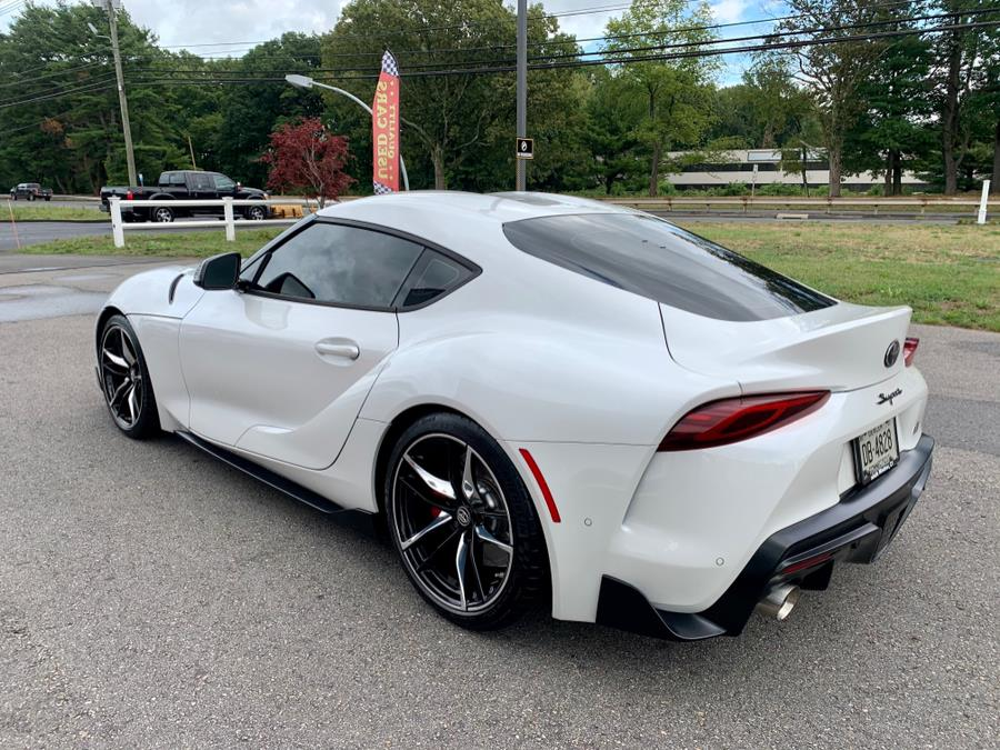 Used Toyota GR Supra 3.0 Premium Auto (Natl) 2020 | Mike And Tony Auto Sales, Inc. South Windsor, Connecticut