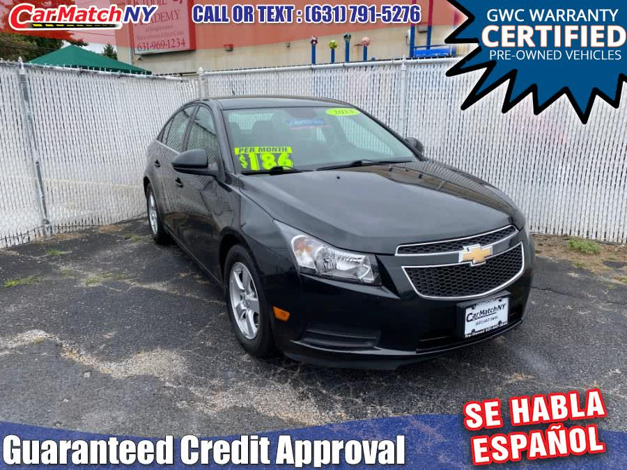 Used 2014 Chevrolet Cruze in Bayshore, New York | Carmatch NY. Bayshore, New York