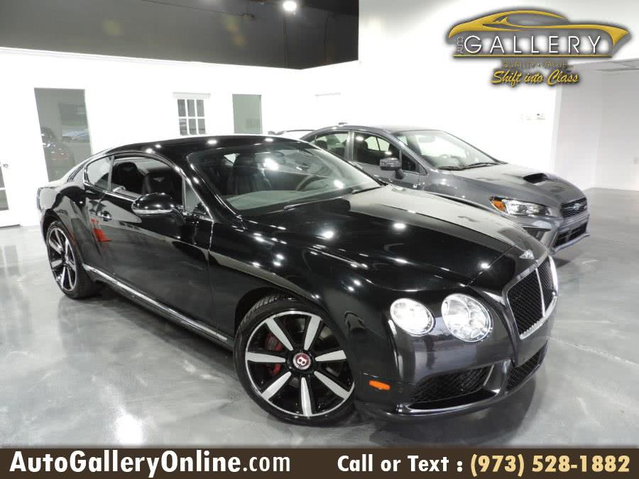 Used 2014 Bentley Continental GT V8 in Lodi, New Jersey | Auto Gallery. Lodi, New Jersey