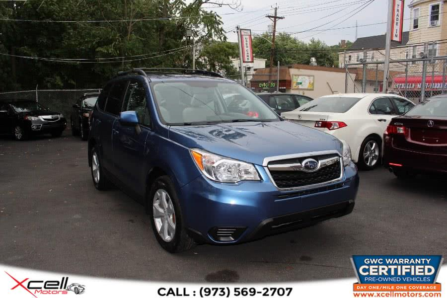 Used 2015 Subaru Forester AWD in Paterson, New Jersey | Xcell Motors LLC. Paterson, New Jersey