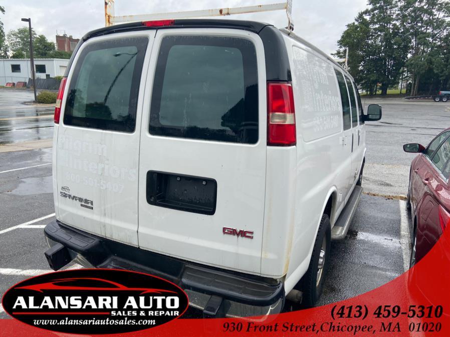 "Used GMC Savana Cargo Van RWD 2500 135"" 2014 | AlAnsari Auto Sales & Repair . Chicopee, Massachusetts"