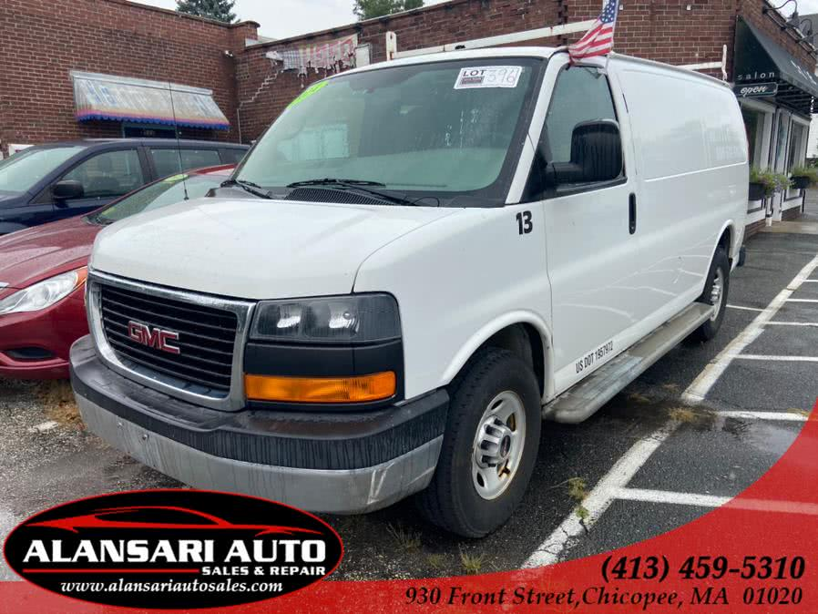 Used 2014 GMC Savana Cargo Van in Chicopee, Massachusetts | AlAnsari Auto Sales & Repair . Chicopee, Massachusetts