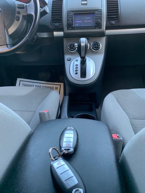 Used Nissan Sentra 4dr Sdn I4 CVT 2.0 SR 2011 | Carvin OC Inc. Lake Forest, California
