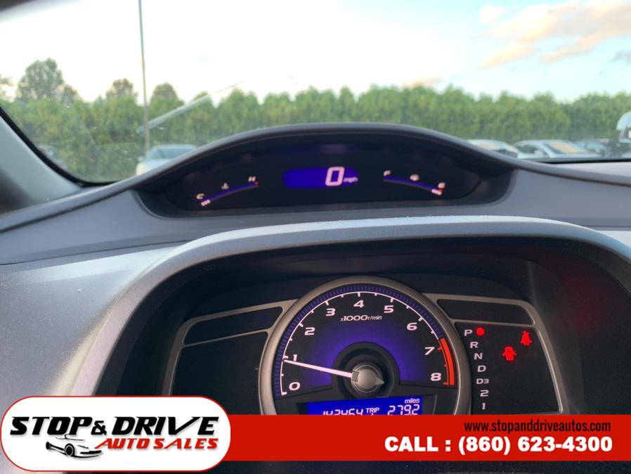 Used Honda Civic Sdn LX AT 2006 | Stop & Drive Auto Sales. East Windsor, Connecticut