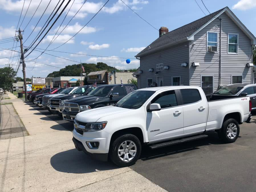 "Used Chevrolet Colorado 4WD Crew Cab 128.3"" LT 2019 