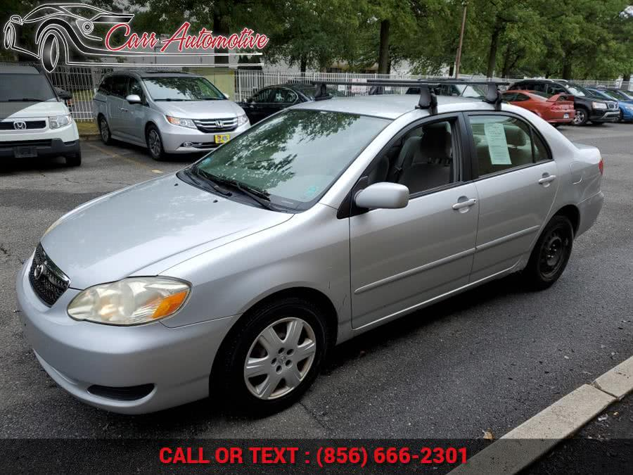 Used 2006 Toyota Corolla in Delran, New Jersey | Carr Automotive. Delran, New Jersey