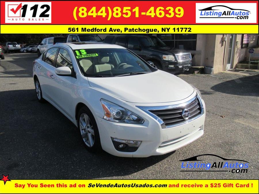 Used Nissan Altima 4dr Sdn I4 2.5 SV 2013 | www.ListingAllAutos.com. Patchogue, New York