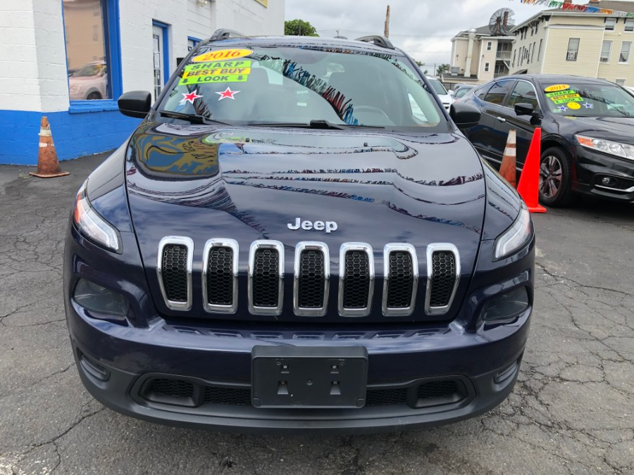 Used Jeep Cherokee 4WD 4dr Sport 2016 | Affordable Motors Inc. Bridgeport, Connecticut