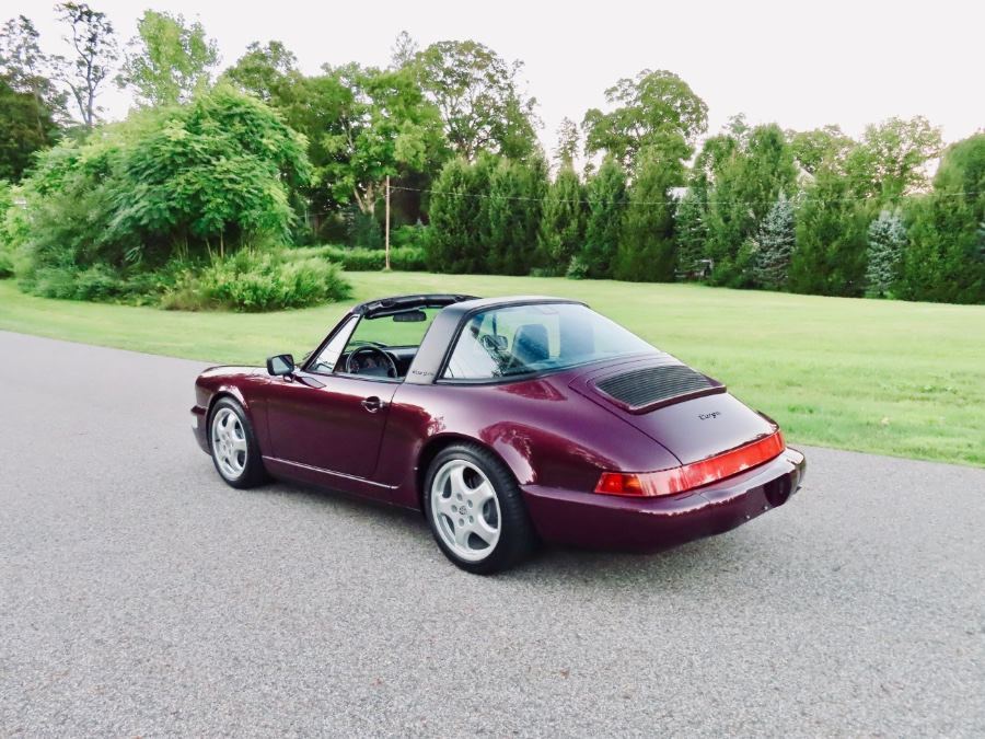 Used Porsche 911 Carrera 2dr Coupe 2 Targa 1991 | Meccanic Shop North Inc. North Salem, New York