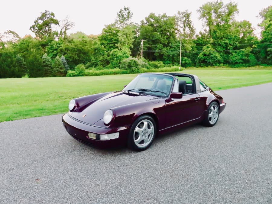 Used 1991 Porsche 911 Carrera in North Salem, New York | Meccanic Shop North Inc. North Salem, New York