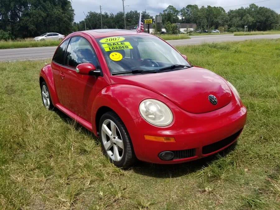 2007 Volkswagen New Beetle SPORT photo