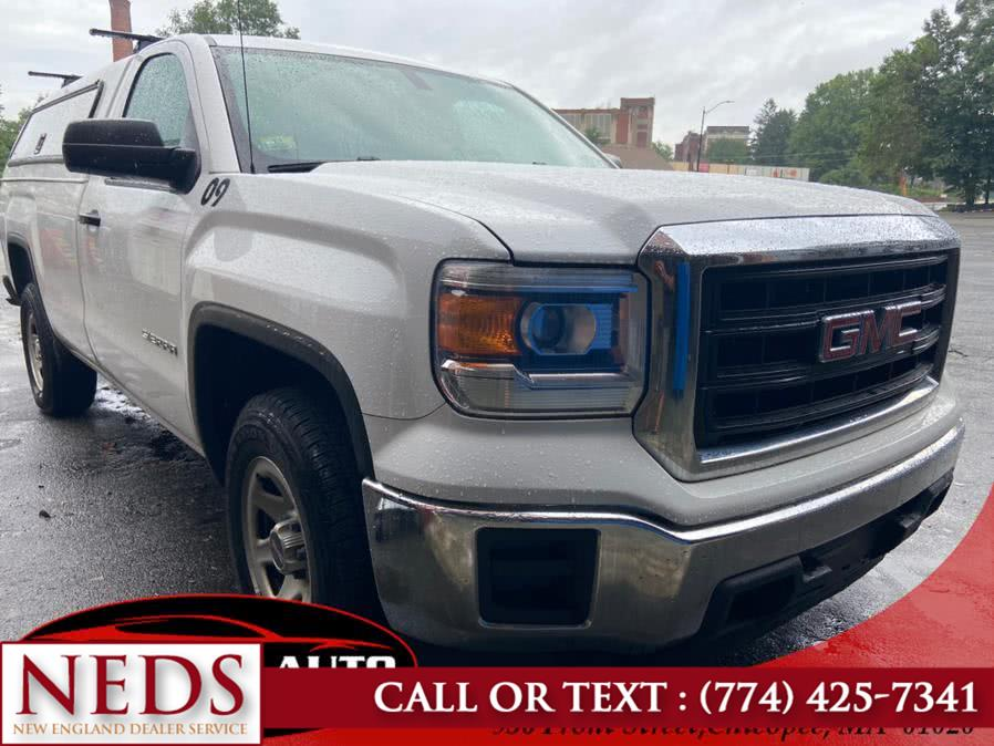 Used 2014 GMC Sierra 1500 in Indian Orchard, Massachusetts | New England Dealer Services. Indian Orchard, Massachusetts