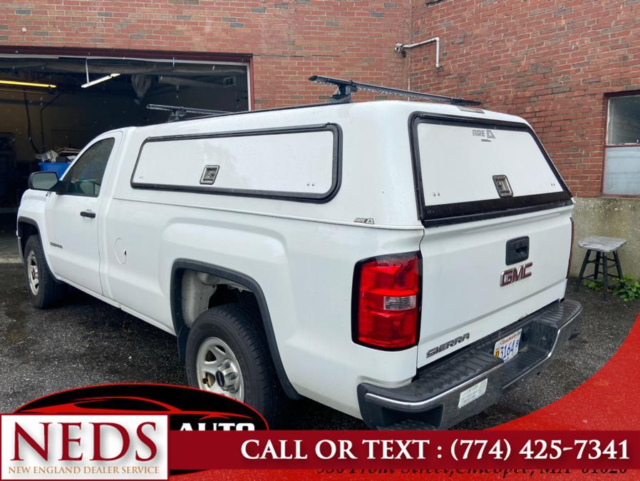 """Used GMC Sierra 1500 2WD Reg Cab 133.0"""" 2014 