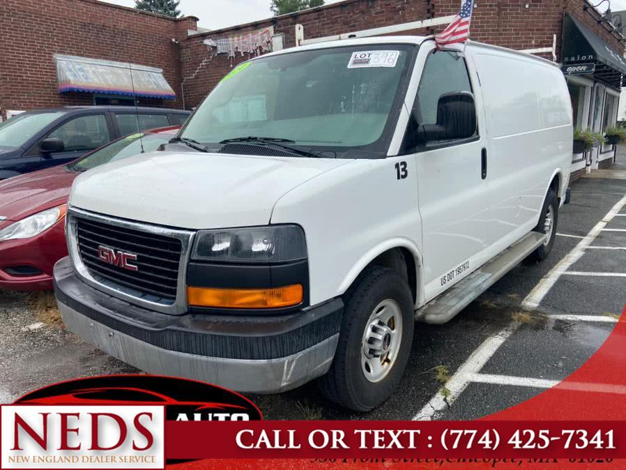 Used 2014 GMC Savana Cargo Van in Indian Orchard, Massachusetts | New England Dealer Services. Indian Orchard, Massachusetts