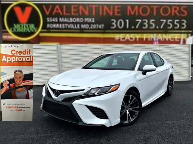 Used 2019 Toyota Camry in Forestville, Maryland | Valentine Motor Company. Forestville, Maryland