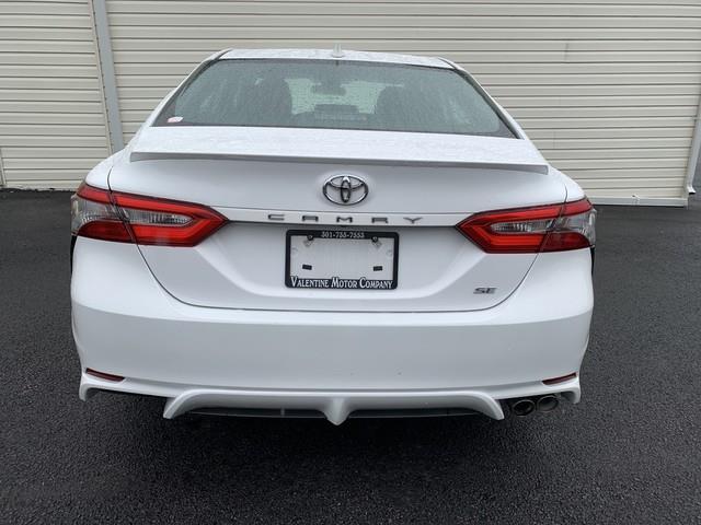 Used Toyota Camry SE 2019   Valentine Motor Company. Forestville, Maryland