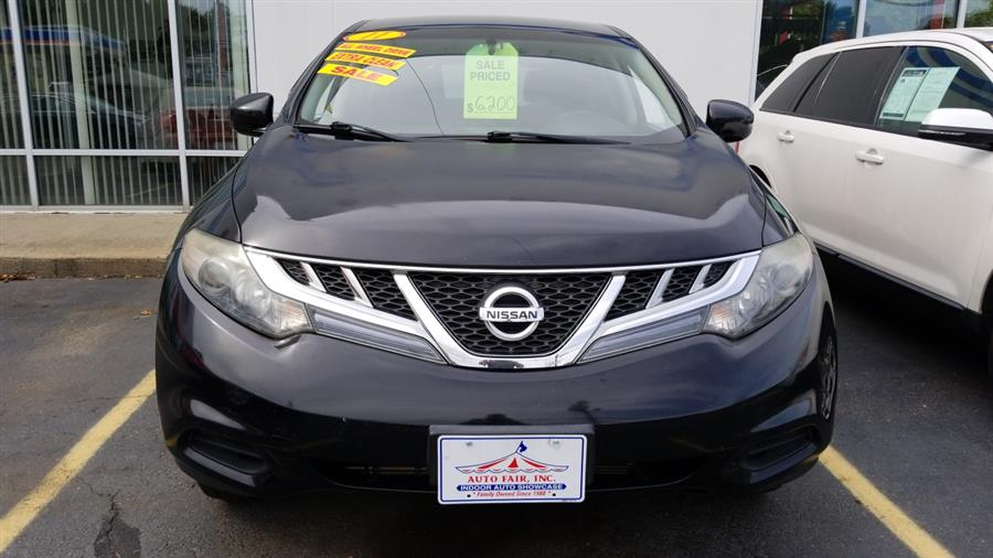 2011 Nissan Murano AWD 4dr S, available for sale in West Haven, CT