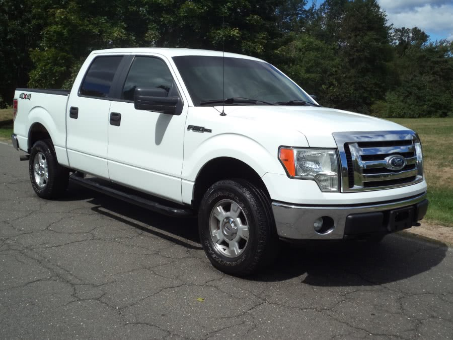 Used Ford F-150 XLT 4DR.4X4 2011 | International Motorcars llc. Berlin, Connecticut