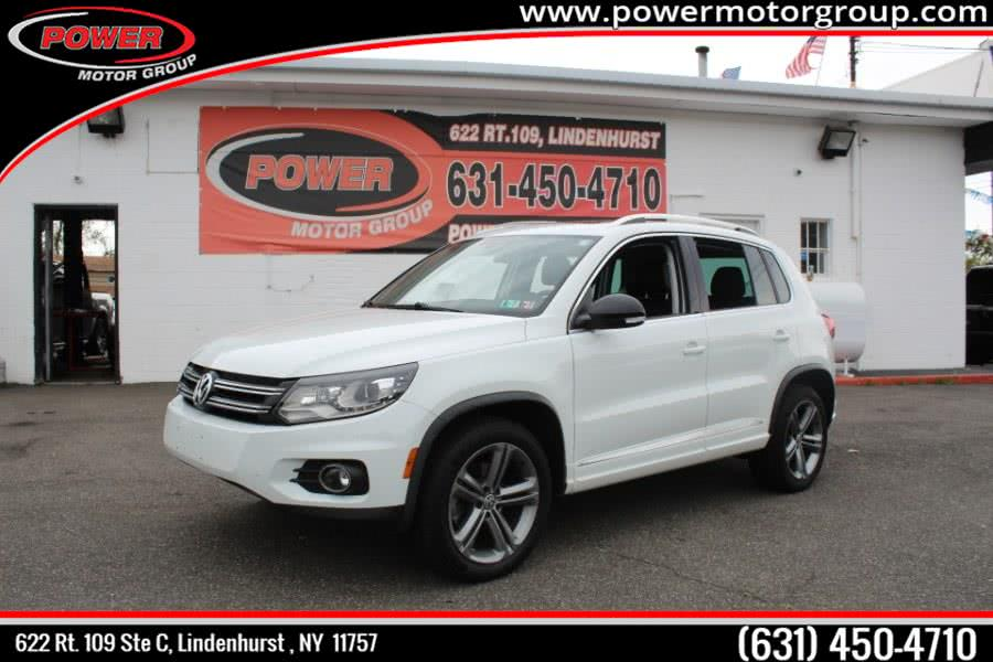 Used 2017 Volkswagen Tiguan in Lindenhurst , New York | Power Motor Group. Lindenhurst , New York