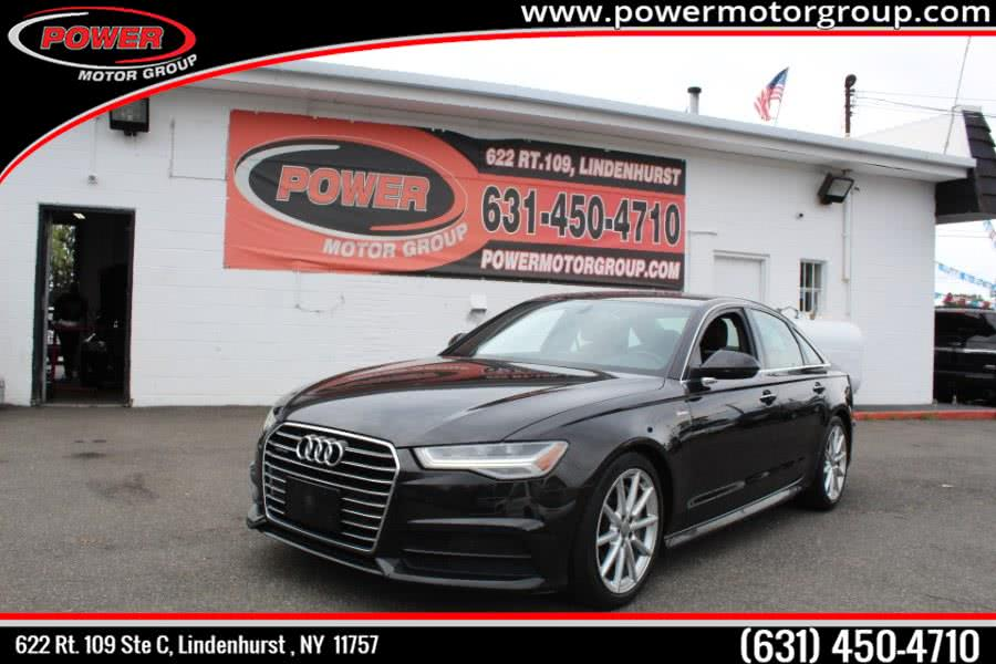 Used 2017 Audi A6 in Lindenhurst , New York | Power Motor Group. Lindenhurst , New York