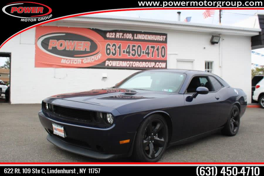 Used 2013 Dodge Challenger in Lindenhurst , New York | Power Motor Group. Lindenhurst , New York
