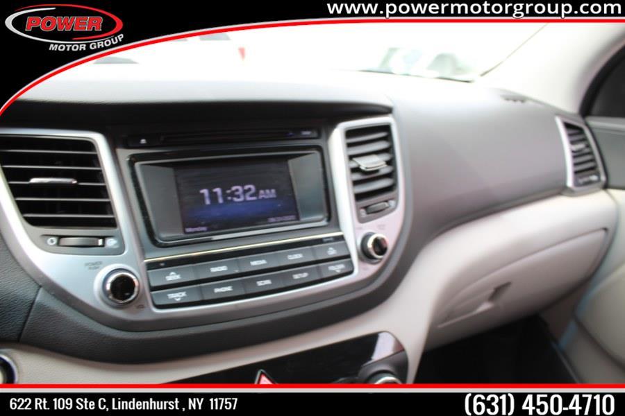 Used Hyundai Tucson Sport AWD 2017   Power Motor Group. Lindenhurst , New York
