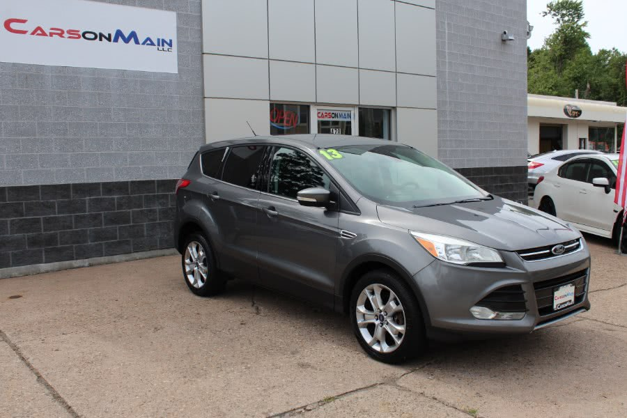 Used Ford Escape 4WD 4dr SEL 2013 | Carsonmain LLC. Manchester, Connecticut