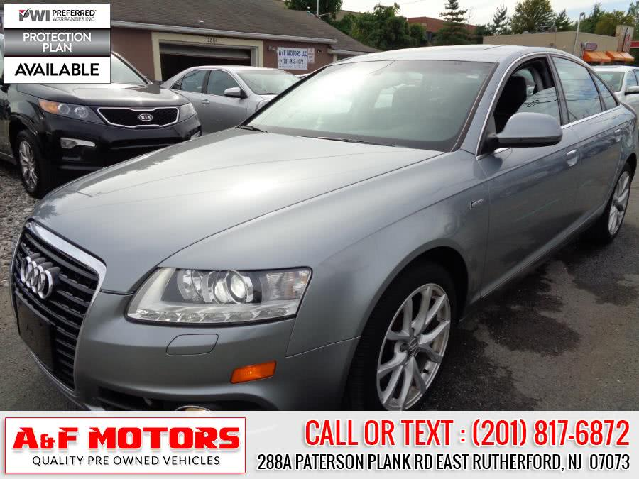 Used Audi A6 4dr Sdn quattro 3.0T Premium Plus 2011 | A&F Motors LLC. East Rutherford, New Jersey