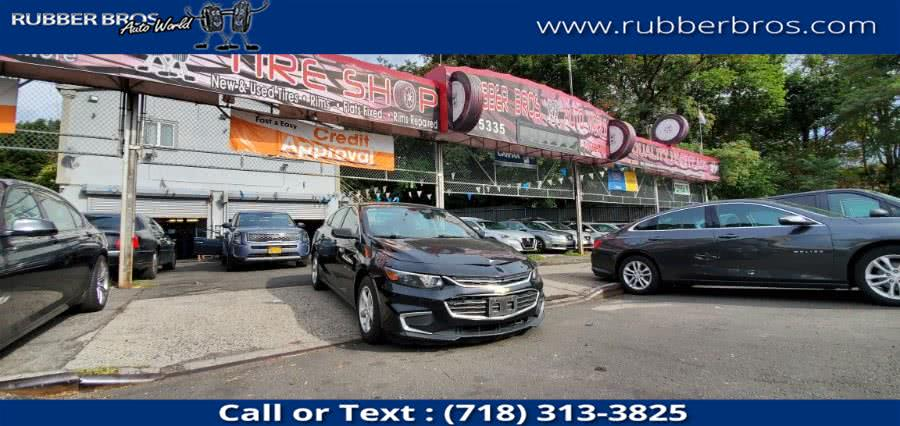 2016 Chevrolet Malibu 4dr Sdn LS w/1LS, available for sale in Brooklyn, NY