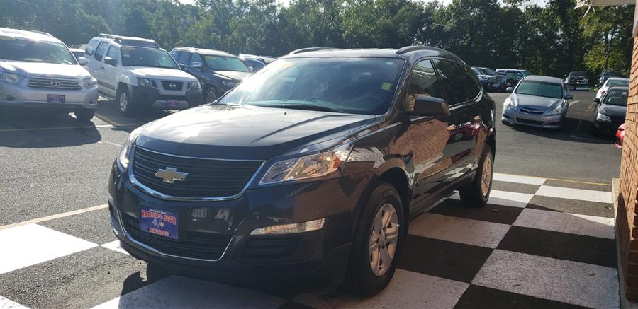 Used Chevrolet Traverse AWD 4dr 2015 | National Auto Brokers, Inc.. Waterbury, Connecticut
