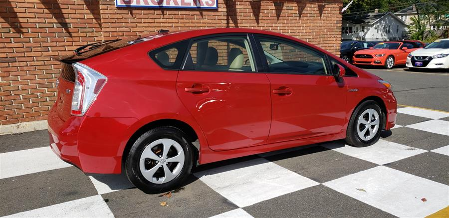 Used Toyota Prius 5dr HB Four 2013 | National Auto Brokers, Inc.. Waterbury, Connecticut