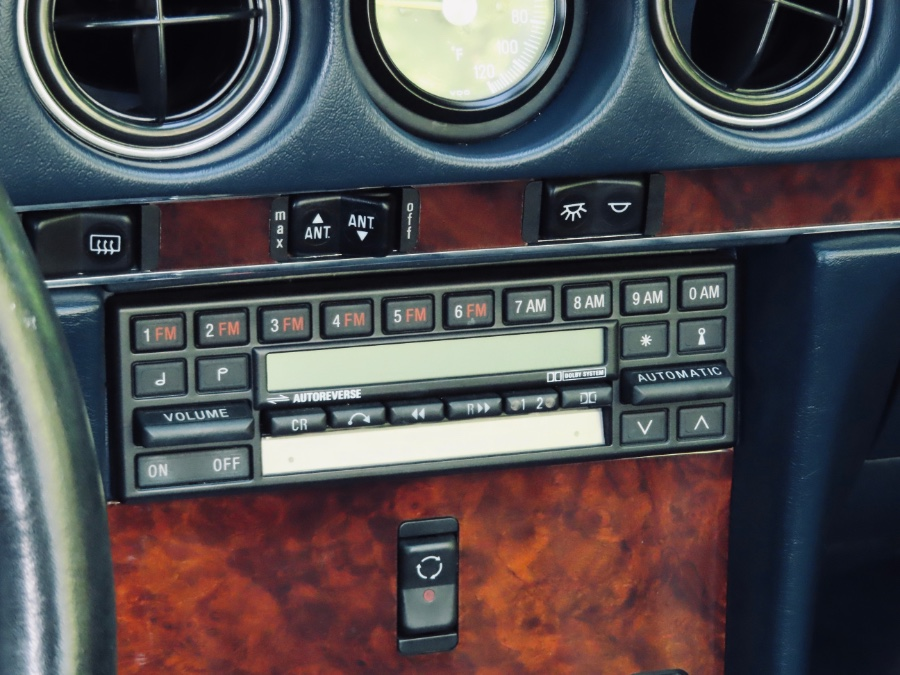 Used Mercedes-Benz 560 Series 2dr Roadster 560SL 1987   Meccanic Shop North Inc. North Salem, New York