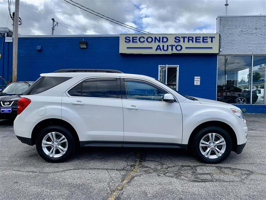 Used 2015 Chevrolet Equinox in Manchester, New Hampshire | Second Street Auto Sales Inc. Manchester, New Hampshire