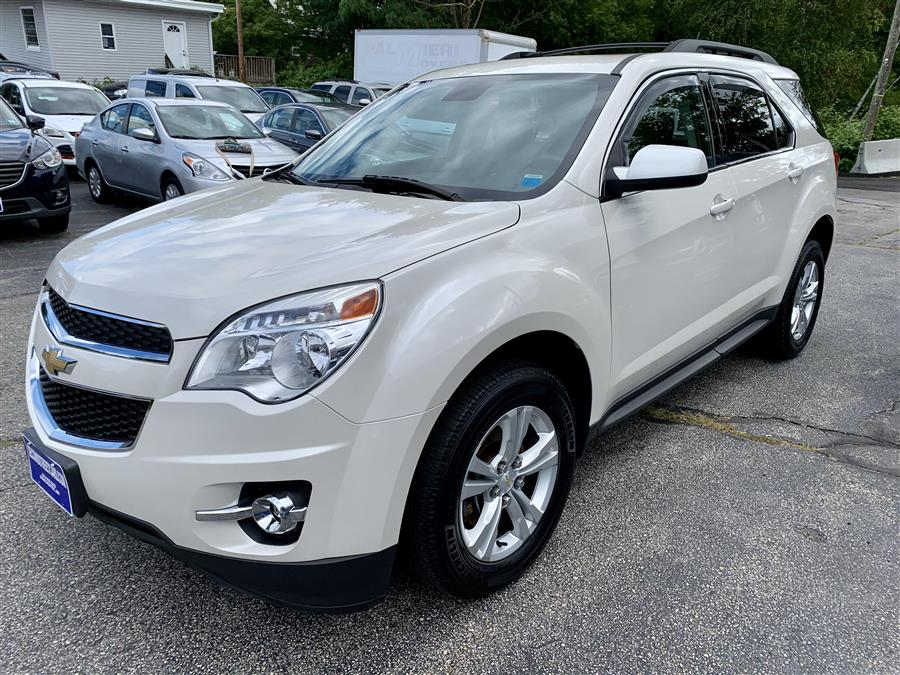 Used Chevrolet Equinox LT 2015 | Second Street Auto Sales Inc. Manchester, New Hampshire
