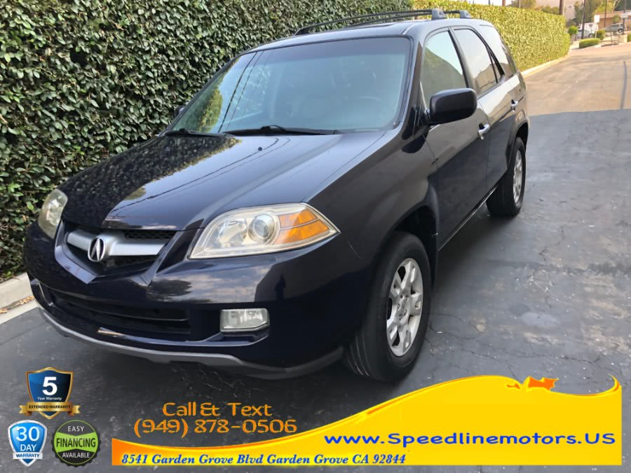 Used 2004 Acura MDX in Garden Grove, California | Speedline Motors. Garden Grove, California