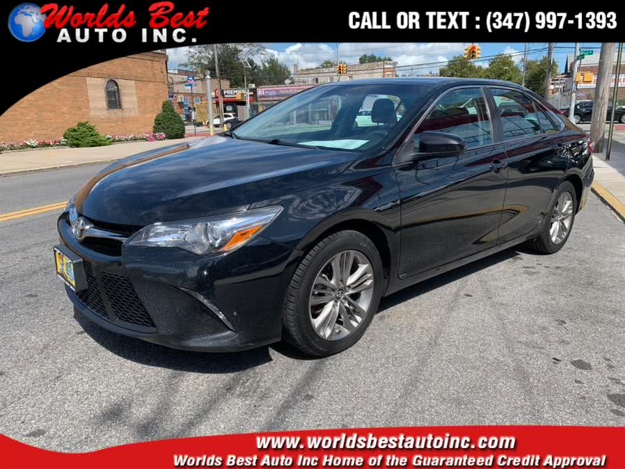 Used 2017 Toyota Camry in Brooklyn, New York