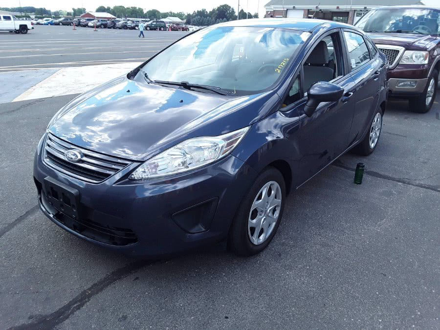 Used Ford Fiesta 4dr Sdn S 2013 | Broadway Auto Shop Inc.. Chicopee, Massachusetts
