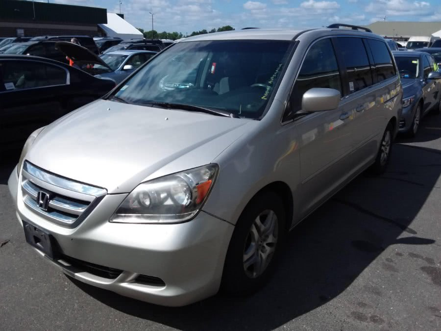 Used Honda Odyssey 5dr EX AT 2006 | Broadway Auto Shop Inc.. Chicopee, Massachusetts