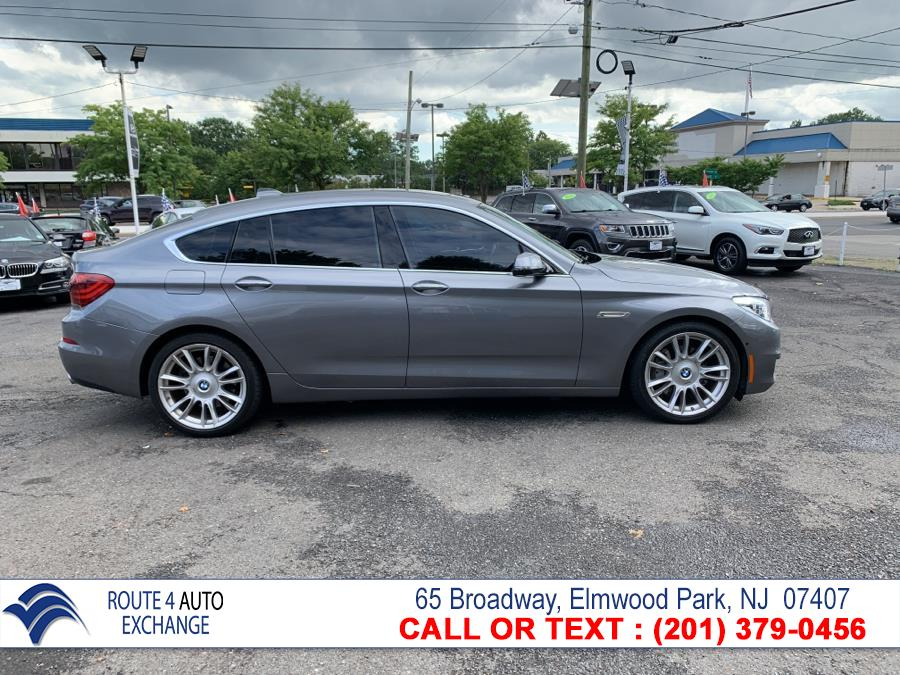 Used BMW 5 Series 535i xDrive Gran Turismo 2017 | Route 4 Auto Exchange. Elmwood Park, New Jersey