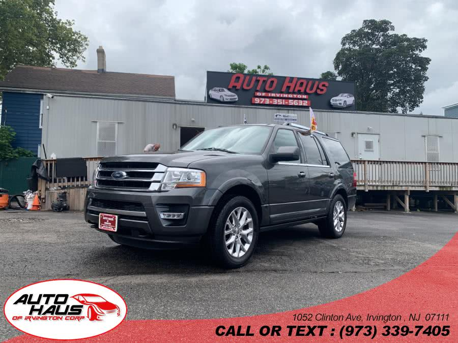 Used Ford Expedition Limited 4x4 2017 | Auto Haus of Irvington Corp. Irvington , New Jersey