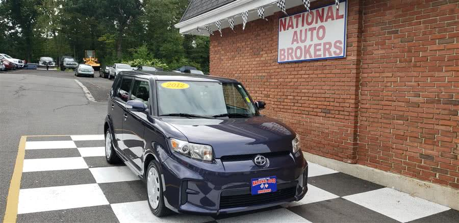 Used 2012 Scion xB in Waterbury, Connecticut | National Auto Brokers, Inc.. Waterbury, Connecticut
