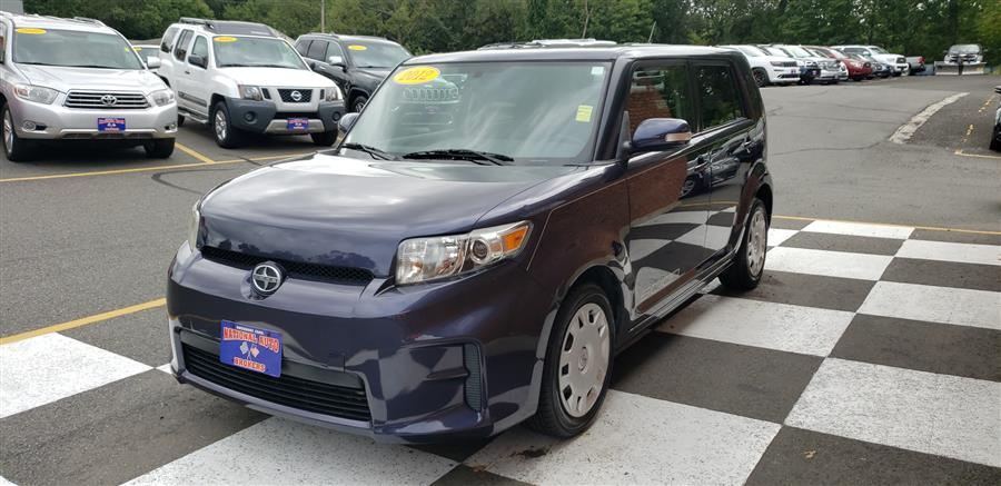 Used Scion xB 5dr Wgn Auto 2012 | National Auto Brokers, Inc.. Waterbury, Connecticut