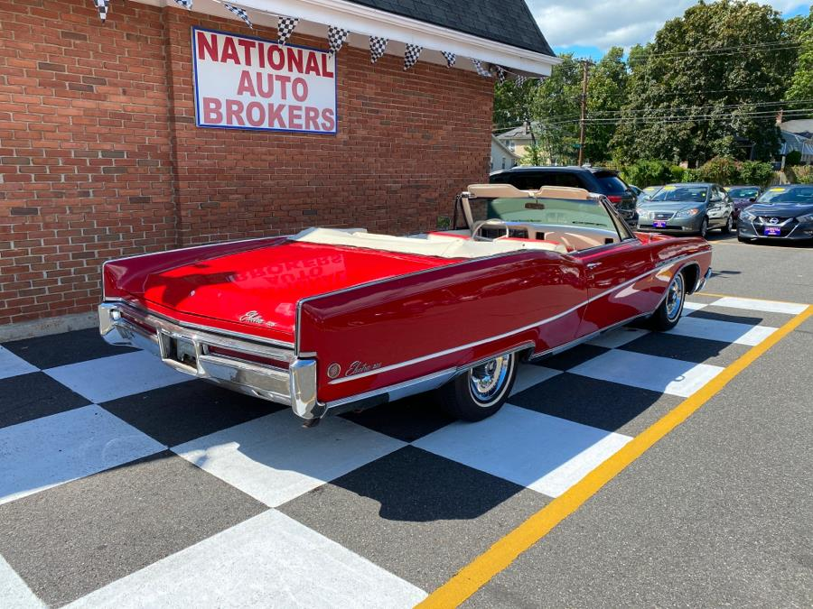 Used Buick Electra 225 2 Door Convertible 1968 | National Auto Brokers, Inc.. Waterbury, Connecticut
